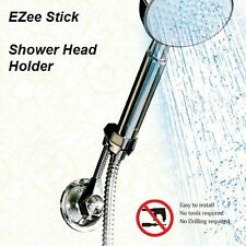 Suction Cup Shower Head Holder - Shower Head Adapter - Easy push-button install