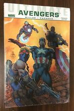 ULTIMATE Comics Avengers -- Next Generation Hardcover -- SEALED OOP HC