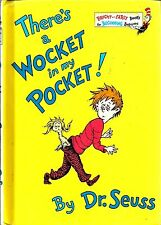 """There's a Wocket in my Pocket"" by Dr Seuss (1974) Beginner Books"