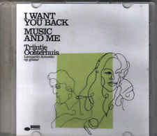 Trijntje Oosterhuis-I Want You Back Promo cd single