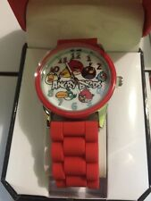 40 Angry Birds Adult Or Kids Watches- Analog Watch NIP Work