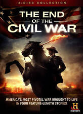 The End of the Civil War (DVD, 2015, 2-Disc Set)