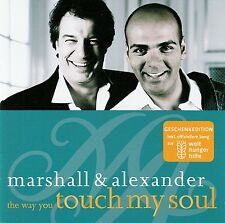 MARSHALL & ALEXANDER : THE WAY YOU TOUCH MY SOUL / CD - NEU