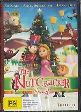 THE NUTCRACKER SWEET - ALICIA SILVERSTONE - NEW & SEALED DVD - FREE LOCAL POST