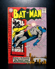 COMICS: DC: Batman #168 (1964) - RARE (superman/woman/flash/justice league)