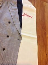 JACKET BY BRIONI SIZE 44R/54R BRAND NEW DOUBLE-BREASTED