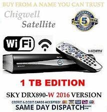 DRX890W 1TB SKY + HD BOX AMSTRAD WIFI ON DEMAND BRAND NEW