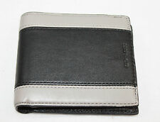 AUTH $178 COACH Heritage Sport Compact ID Wallet F74792