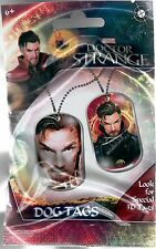 2016 Marvel Doctor Strange Guaranteed Special 3-D Dog Tag Hot Pack