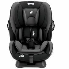 JOIE EVERY STAGE TWO TONE BLACK GROUP 0+/1/2/3 CAR SEAT FROM BIRTH BABY CARSEAT