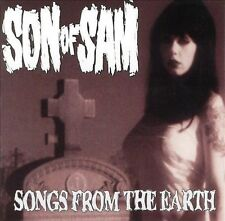 Songs from the Earth by Son of Sam (CD, Apr-2001, Nitro)