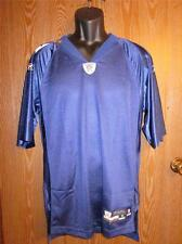 NEW-MOSTLY-BLANK-FLAW #88 Blue Reebok Jersey MENS S SMALL  45KZ