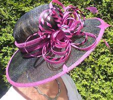 Damenhut 2 Farben Auswahl Anlasshut Hochzeit  Anlasshüte  Fest Ascot  Anlasshüte