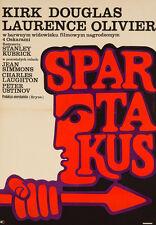 Original Polish Spartacus, Film/Movie Poster