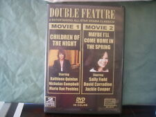 DVD Double Feature-Children of the Night/Maybe I'll Come Home in the Sprin #0386