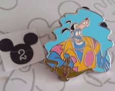 Tourist Genie Goofy Hat WDW 2015 Hidden Mickey Aladdin Disney Pin Buy 2 Save $