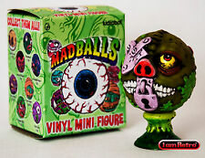Lock Lips 3/80 Mad Balls Kidrobot Vinyl Mini Figure Brand New Relase
