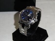 Oceanaut Pacha Cobra GORGEOUS SHOCK BLUE DIAL BOX MANUAL INNER OUTER