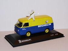 voiture 1/43 IXO altaya MICHELIN FIAT camionette 238 Bibendum