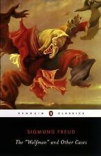 The Wolfman and Other Cases (Penguin Classics), Freud, Sigmund, Good Book