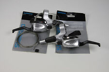 SHIMANO XT Dual Control shifters for hydraulic brakes ST-M765 XT pair