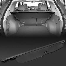 Black Tonneau Trunk Luggage Grocery Shield Guard Protect For 2012 2015 Honda CRV