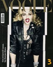 VOGUE ITALIA February 2017 MADONNA by Steven Meisel  NEW
