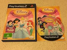 Disney Princess Enchanted Journey - Sony Playstation 2 Game (ps2)
