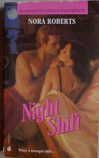 Nora Roberts Silhouette Intimate Moments #365 NIGHT SHIFT 1st 1991 L@@K WOW!!!
