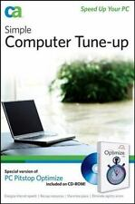 Simple Computer Tune-up: Speed Up Your PC CA Paperback