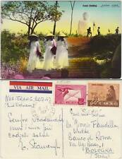 THANG CANH - BEAUTIFUL LANDSCAPE (VIET NAM) 1967 AIRMAIL TO BOLOGNA ITALY