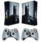 Hero 252 Vinyl Decal Cover Skin Sticker for Xbox360 slim and 2 controller skins