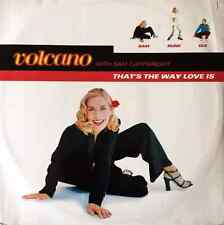 "VOLCANO WITH SAM CARTWRIGHT - That's The Way Love Is (12"") (G+/G+)"