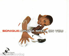 SONIQUE - I PUT A SPELL ON YOU (3 track CD single)