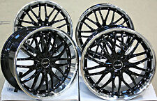 "19"" CRUIZE 190 BPL ALLOY WHEELS FIT BMW 3 SERIES E46 E90 E91 E92 E93 F30 F31"