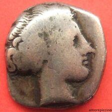 Neapolis; Campania. ca. 300-275 BC. ar nomos.