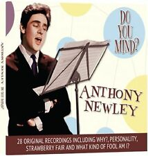 Anthony Newley - Best Of - Do You Mind? - CD - BRAND NEW SEALED
