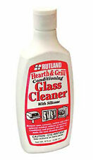 Rutland 84 Hearth & Grill Conditioning Glass Cleaner 8 Oz
