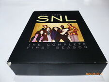 Saturday Night Live - The Complete First Season SNL (DVD, 8-Disc Set)