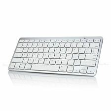 FINO TECLADO BLUETOOTH INALÁMBRICO PARA ORIGINAL APPLE IPHONE 6S 5S IPAD PRO 3 2