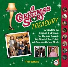 A CHRISTMAS STORY TREASURY - TYLER SCHWARTZ (HARDCOVER)  WITH SOUND & MORE