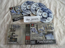 Help Charity Compilation PS1 (COMPLETE) Broken Sword Road Rash Myst rare psone