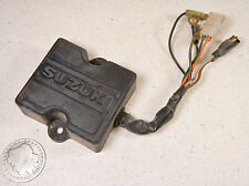 82 SUZUKI SP500 CDI IGNITION BLACK BOX