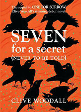 SEVEN FOR A SECRET / CLIVE WOODALL large p/b 0715634135