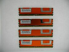 8GB 4X2GB 100% CERTIFIED RAM MEMORY FOR DELL POWEREDGE 1900 1950 2900 2950 III