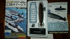 New Takara- Ships Of The World 1/700 JMSDF SS-575 Setoshio Submarine