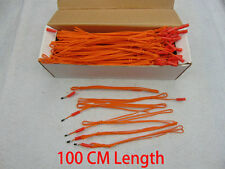 1 m 100 pcs Electric Igniters E-match 0.45mm Copper wire Fireworks Firing System