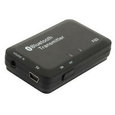 A2DP Wireless Bluetooth 3.5mm Stereo Music Audio Dongle Transmitter PC TV MP3 US