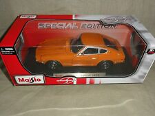 Datsun -1971 240Z Special Edition - Orange, New