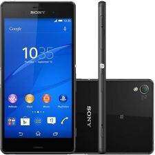 Deal 09: New Imported Sony Xperia Z3+ Duos Dual 32GB 3GB 20.7MP 5.1MP Black